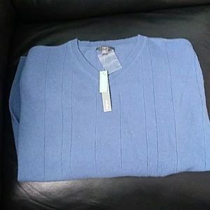 Mens Brand New Apt 9 Mens Xl 100% Cashmere Sweater